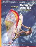 Beginning Algebra, Rueger, Ross and McKeague, Charles P., 0495107387