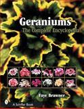 Geraniums, Faye Brawner, 0764317385