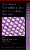 Handbook of Nanophase and Nanostructured Materials Vol. 2 : Characterization, , 0306467380