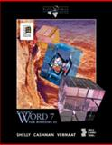 Microsoft Word for Windows 95 : Double Diamond, Shelly, Gary B. and Cashman, Thomas J., 0789507382