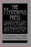 The Anniversary Anthology, Mysterious Press Editors, 0892967390