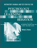 Psychology of Learning and Behavior, Schwartz, Barry, 0393977390