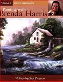 Lovely Landscapes, Brenda Harris, 1581807392