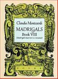 Madrigals, Claudio Monteverdi, 0486267393