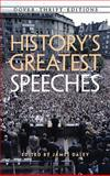 History's Greatest Speeches, , 0486497399