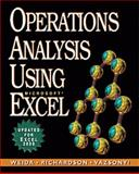 Operations Analysis Using Microsoft Excel, Vazsonyi, Andrew and Richardson, Ronny, 0534517390