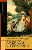 Norton Anthology of American Literature 7e V A, Baym, N., 0393927393