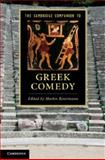 The Cambridge Companion to Greek Comedy, , 0521747406