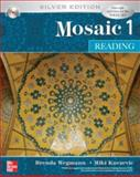 Mosaic 1 Reading Student Book w/ Audio Highlights : Silver Edition, Wegmann and Wegmann, Brenda, 0073337404