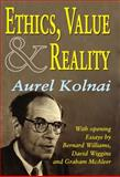 Ethics, Value, and Reality, Kolnai, Aurel, 1412807409