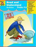 Read and Understand Nonfiction, Grades 4-6+, Evan-Moor, 1557997403
