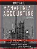 Managerial Accounting : Study Guide, Jiambalvo, James, 0470087404