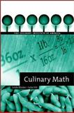 Culinary Math, Hill, Julia, 0471387401