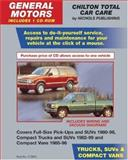GM Trucks, SUVs, and Compact Vans, 1980-99, Chilton Automotive Editorial Staff, 1401817408