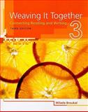 Weaving It Together, Broukal, Milada, 142405740X