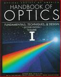 Handbook of Optics, Optical Society of America Staff, 007047740X