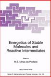 Energetics of Stable Molecules and Reactive Intermediates, Piedade, M. E., 079235740X