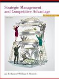 Strategic Management and Competitive Advantage, Barney, Jay B. and Hesterly, William, 0133127400