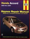 Honda Accord 2003-2007, Haynes, 1563927403