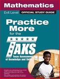 The Official TAKS Study Guide for Exit Level Mathematics, Texas Education Agency, 0789737418