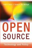 Open Source : Technology and Policy, Deek, Fadi P. and McHugh, James A. M., 0521707412