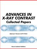 Advances in X-Ray Contrast : Collected Papers, , 0792387414