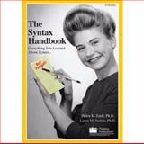 The Syntax Handbook, Justice, Laura and Ezell, Helen, 1586507419