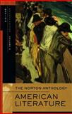 Norton Anthology of American Literature, 1865-1914, , 0393927415