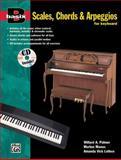 Basix Scales, Chords and Arpeggios for Keyboard, Willard A. Palmer and Morton Manus, 0882847414
