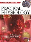 Practical Physiology Book, Chandrasekar, M. and Kate, Nilesh N., 9350907410