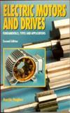 Electric Motors and Drives, Hughes, Austin, 0750617411