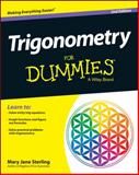 Trigonometry for Dummies, Sterling, Mary Jane, 1118827414