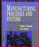 Manufacturing Processes and Systems 9780471047414