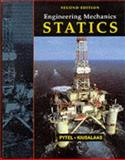 Engineering Mechanics : Statics, Pytel, Andrew and Kiusalaas, Jaan, 0534957412