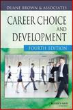 Career Choice and Development, , 0787957410