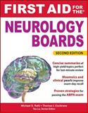 First Aid for the Neurology Boards, 2nd Edition, Rafii, Michael and Cochrane, Thomas, 0071837418