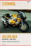 Suzuki GSX-R750, 1996-1999, Clymer Publications Staff, 0892877413