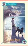 An Improper Death, Paula Paul, 0425187411