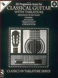 39 Progressive Solos for Classical Guitar, Ben Bolt, 0895247429