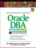 Oracle DBA Interactive Workbook, Scherer, Douglas and Caffrey, Melanie, 0130157422
