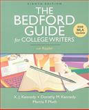 Bedford Guide for College Writers 8e 2-in-1 and CompClass Student Access Card Bedford Guide for College Writers, Kennedy, X. J. and Kennedy, Dorothy M., 0312477422