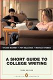 College Writing, Barnet, Sylvan and Bellanca, Pat, 0321457420