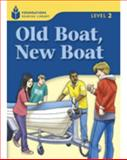 Foundation Readers Level 2. 5 Old Boat, Waring, Rob and Jamall, Maurice, 1424007429