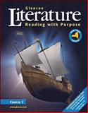Glencoe Literature : Reading with Purpose, Course One, New York Student Edition, McGraw-Hill Staff, 0078757428