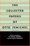 The Collected Papers of Otto Fenichel, Otto Fenichel, 0393337421