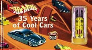 Hot Wheels : 35 Years of Cool Cars, Media, Creative and Ragan, Mac, 0760317429