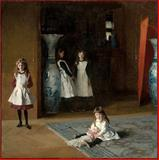 Sargent's Daughters, Hirshler, Erica, 0878467424