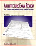 Architecture Exam Review : Site Planning and Building Design Graphic Divisions, Ballast, David K., 1888577428