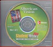The American Vision, Glencoe McGraw-Hill Staff, 0078747422