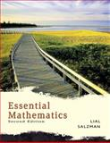 Essential Mathematics, Lial, Margaret L. and Salzman, Stanley A., 0321287428